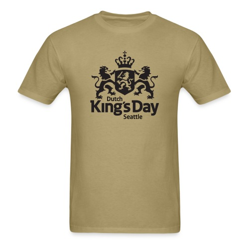 Seattle_DutchKingsDay_201 - Men's T-Shirt