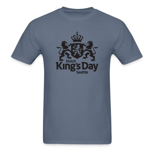 Seattle_DutchKingsDay_201 - Men's T-Shirt