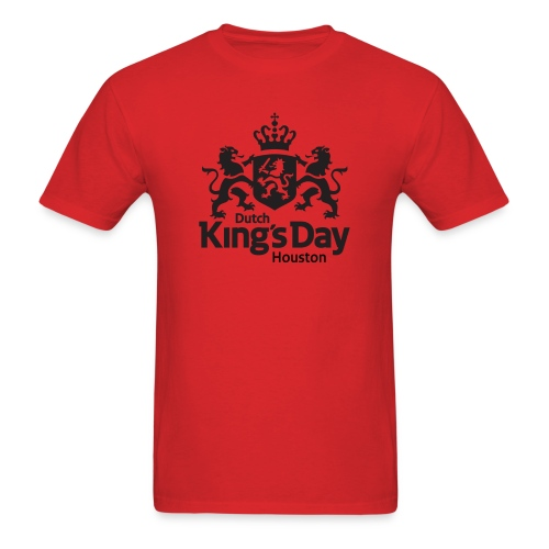 HT_DutchKingsDay_2017 - Men's T-Shirt
