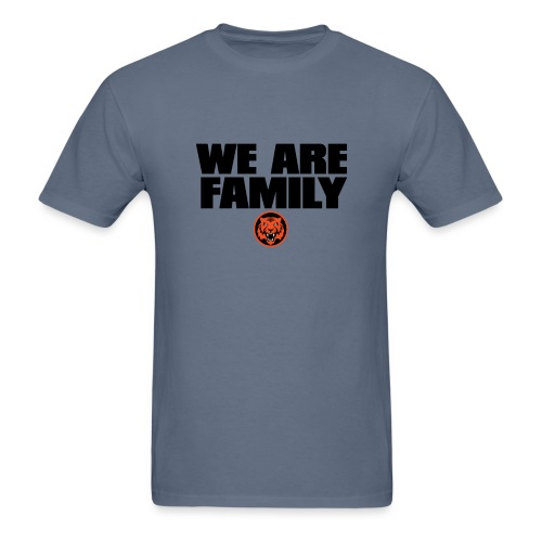 we are family bengals - Men's T-Shirt