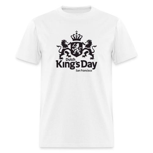 SF_DutchKingsDay_2017 - Men's T-Shirt