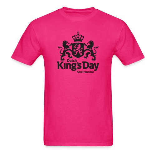 SF_DutchKingsDay_2017 - Men's T-Shirt