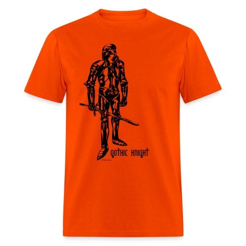Gothic Knight Standard Mens T-shirt - Men's T-Shirt