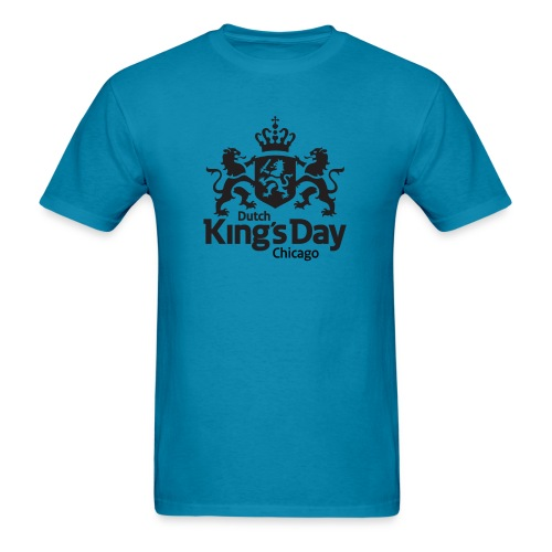 CH_DutchKingsDay_2017 - Men's T-Shirt