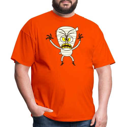 Scary Halloween Mummy - Men's T-Shirt