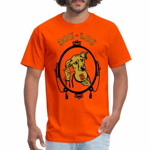 doglog - Men's T-Shirt
