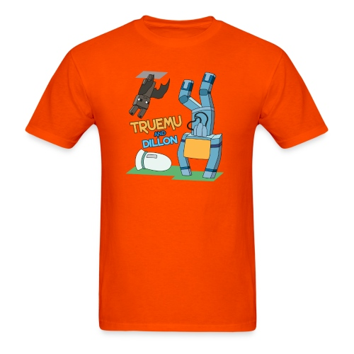 TrueMU and Dillon - Men's T-Shirt