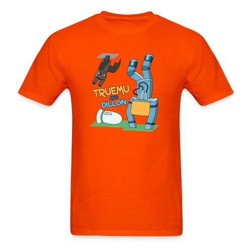 TrueMU and Dillon - Men's T-Shirt