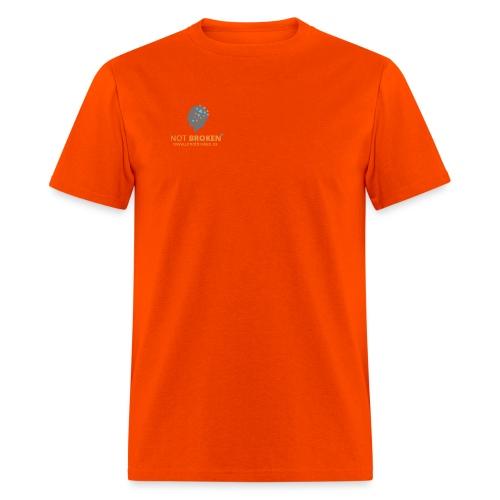 Not Broken Logo TM png - Men's T-Shirt
