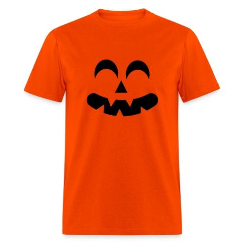 Halloween Trick Or Treat Jack-O-Lantern Pumpkin - Men's T-Shirt