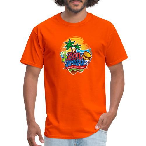 Bon Fritay Logo - Men's T-Shirt