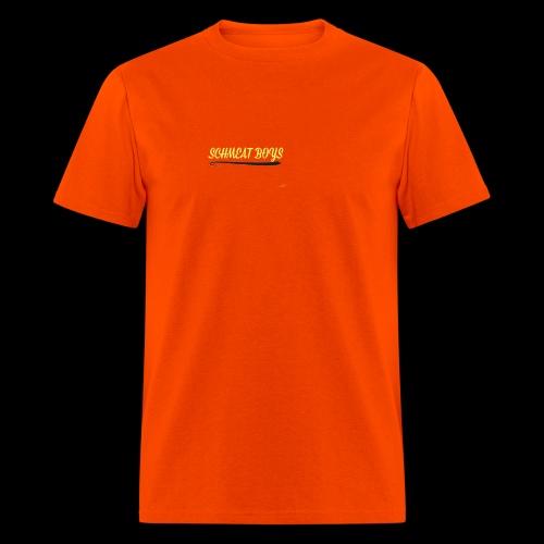 Schmeat Boys Logo - Men's T-Shirt