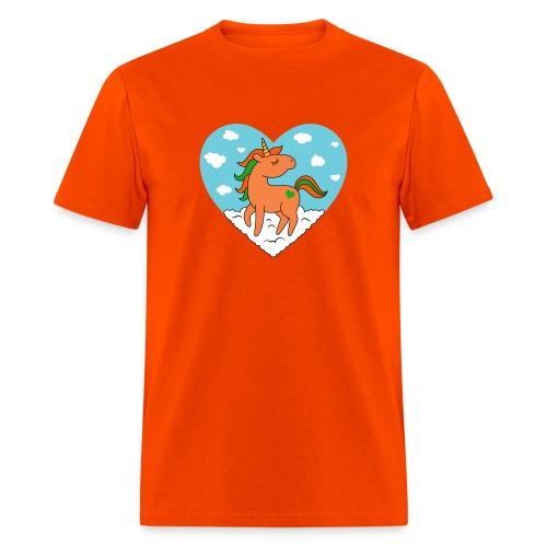 Unicorn Love - Men's T-Shirt