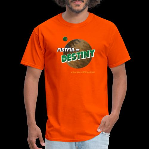 Fistful of Destiny Planets Design - Men's T-Shirt
