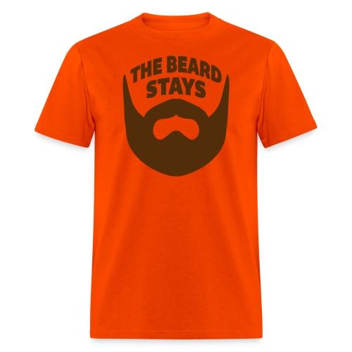 thebeardstays - Men's T-Shirt