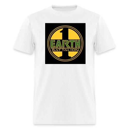 firstearthlogo - Men's T-Shirt