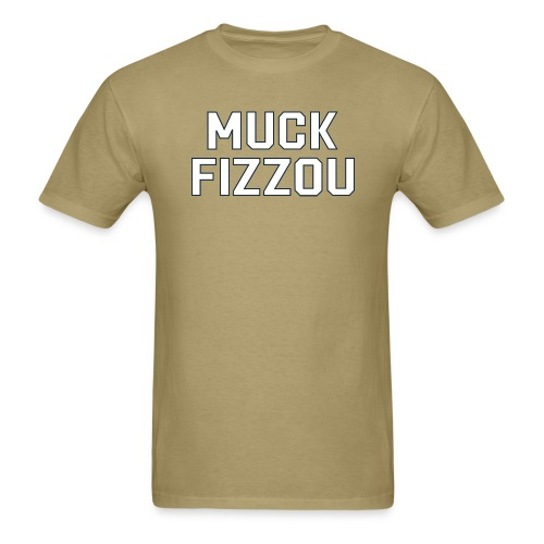 syracuse muck design - Men's T-Shirt