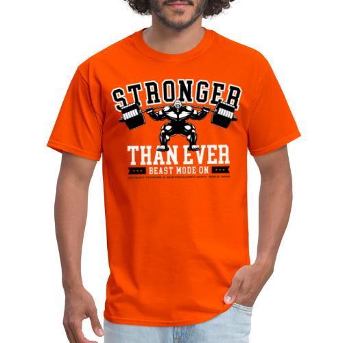 fitness gym bodybuilding powerlifting - Men's T-Shirt