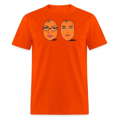 Orange Ladies - Men's T-Shirt