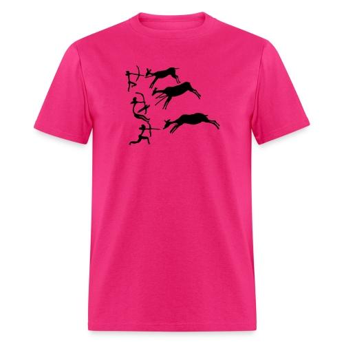 Lascaux Cave Painting - Men's T-Shirt