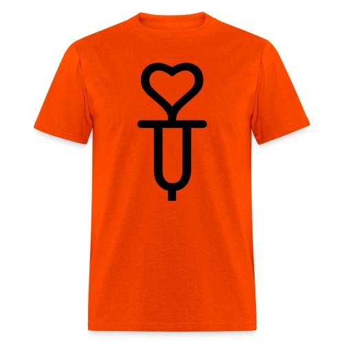 Addicted to love - Men's T-Shirt