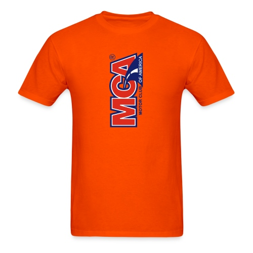 MCA Logo Iphone png - Men's T-Shirt