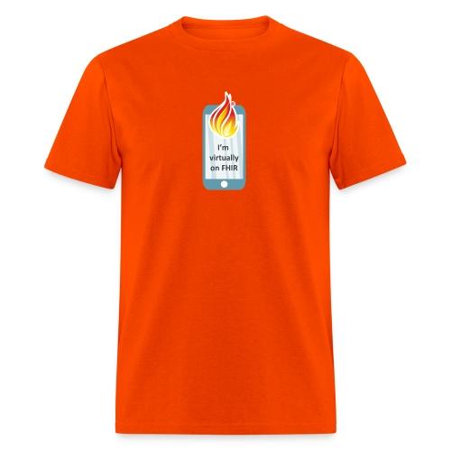 HL7 FHIR DevDays 2020 - Mobile - Men's T-Shirt