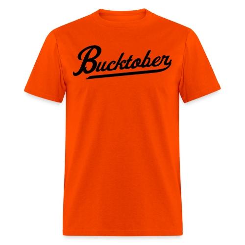 bucktober - Men's T-Shirt