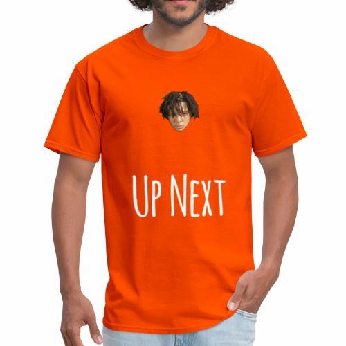 Up Next Head Logo - Men's T-Shirt