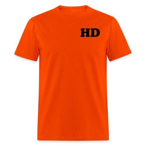 Offical hd logo merch - Men's T-Shirt