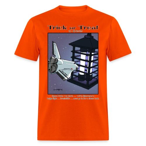 19 Space Shuttle Zapper - Men's T-Shirt