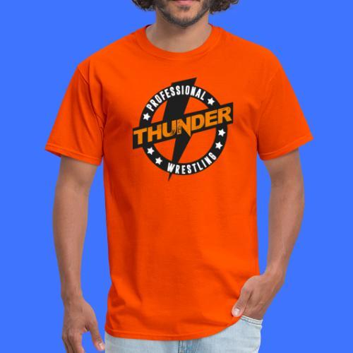 Thunder Pro Wrestling Thunderbolt Logo - Men's T-Shirt