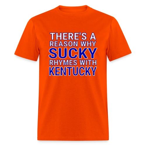 Sucky Kentucky - Men's T-Shirt