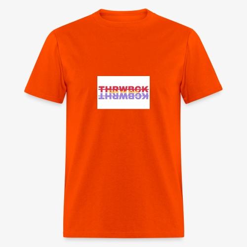 THRWBCK colors tee - Men's T-Shirt