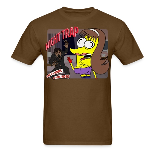 nighttrap2 - Men's T-Shirt