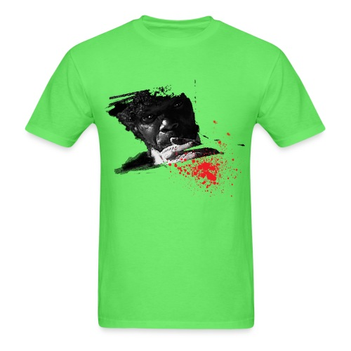 bev 01 png - Men's T-Shirt