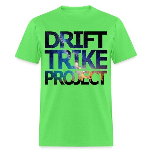 DTP GALAXY png - Men's T-Shirt