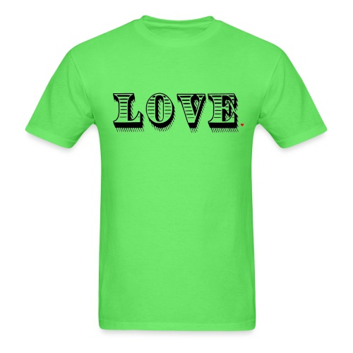 Love Life Hack - Men's T-Shirt