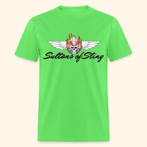 Sultans of Sling Shirt Logo - Men's T-Shirt