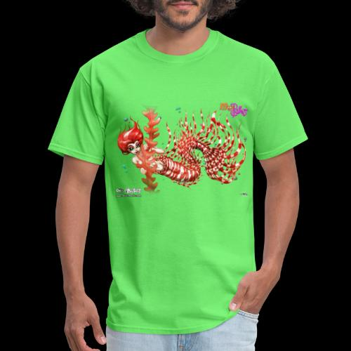 FemFatale Mermaid - Men's T-Shirt