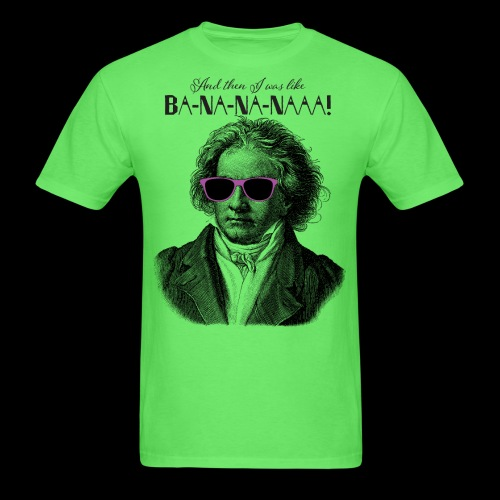 Ba-na-na-naaa!   Classical Music Rockstar - Men's T-Shirt