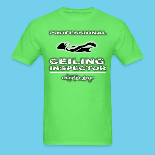 Professional Ceiling Inspector - Men's T-Shirt