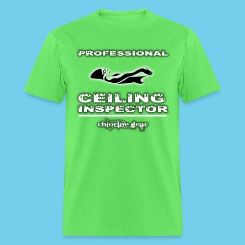 Professional Ceiling Inspector - Men's T-Shirt