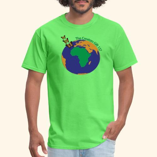 The CG137 logo - Men's T-Shirt