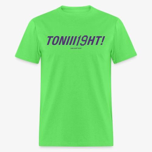 TONIII19HT purple2 - Men's T-Shirt