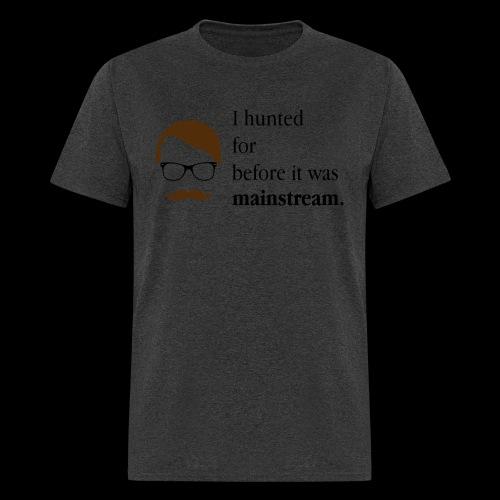 Hunting Hipster - Men's T-Shirt