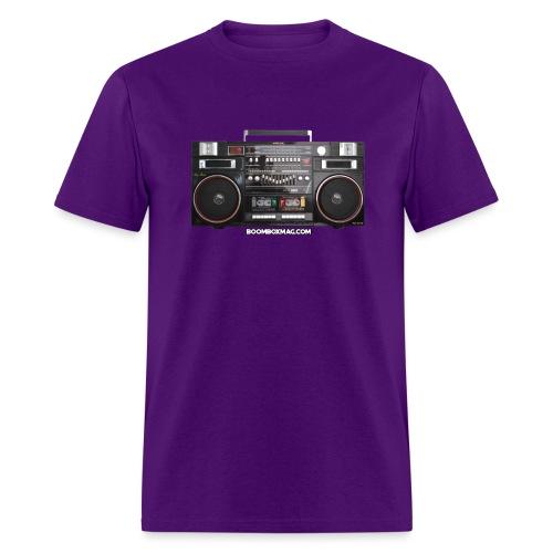 Helix HX 4700 Boombox Magazine T-Shirt - Men's T-Shirt