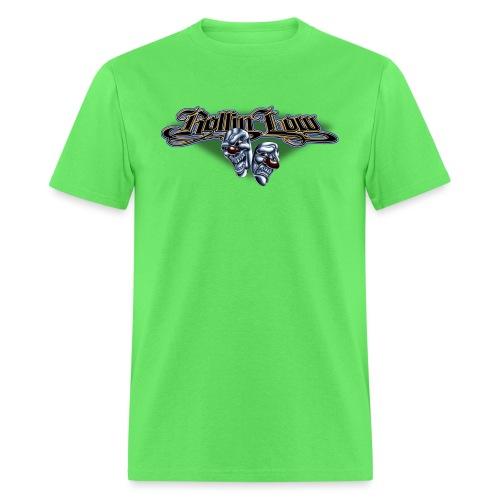 Rollin Low - Smile Cry Masks - Men's T-Shirt