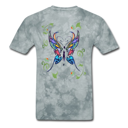 Bright Butterfly - Men's T-Shirt