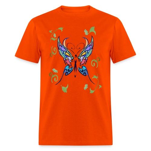 Bright Butterfly - Men's T-Shirt